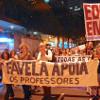 favela professores