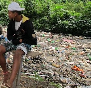 Poluição, esgoto, lixo são alguns dos exemplos da falta de atenção do poder público